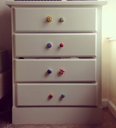 The Easiest (and Cheapest Way) To Update Oneu0027s Home Decor Is To Change The  Knobs. Whether For A Dresser (as Seen Above), Door, Or Closet, You Can  Almost ...